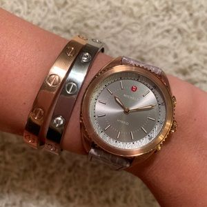 Michele Hybrid Smart Watch